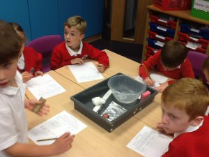 What materials are suitable for making a boat? Y1/2 learn about materials