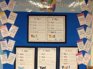 Learning about Growth Mindset