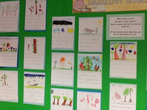Our Super Squirrel poems