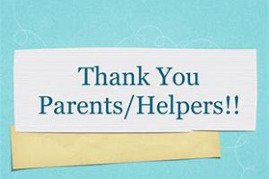 thank you parent helpers