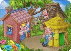three little pigs(cropped)