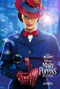 Popcorn Club Film MARY POPPINS RETURNS