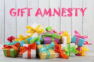 Gift Amnesty
