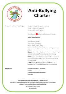 Anti-bullying charter