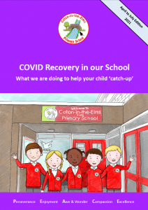 COVID Recovery Booklet Cover